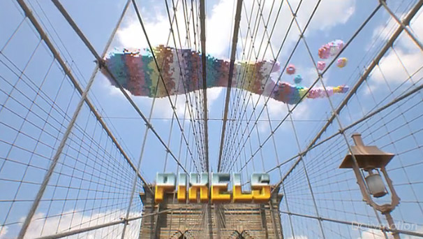 Pixels – Directed by Patrick Jean